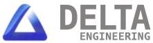 DELTA ENGINEERING – CNC obrábění, prototypy, jednoúčelové stroje Logo